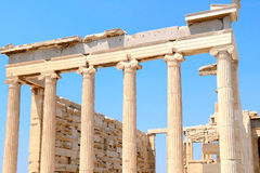 Erechtheion Royalty Free Stock Image