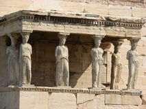 Erechtheion Stock Photos