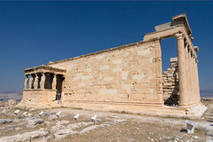Erechtheion Royalty Free Stock Photos