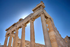 The Erechtheion Stock Photos