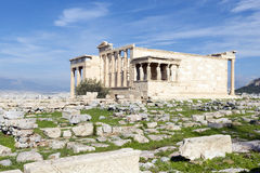 Erechtheion Stock Image