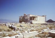 The Erechtheion, Athens Royalty Free Stock Image