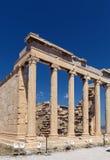 Erechtheion, Athens Stock Image