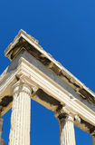 Erechtheion, Athens Stock Photos