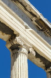 Erechtheion, Athens Stock Images