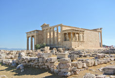 Erechtheum Stock Photography