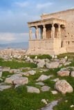 Erechtheum Tempel Stockfotografie