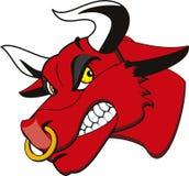 Ered bull Stock Image
