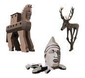 Eredità culturale royalty illustrazione gratis