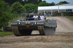 Ereignis 2016 Bovington TankFest stockbilder