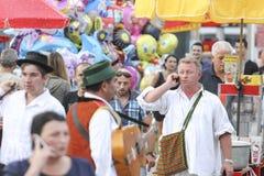 Ereignis des Vinkovci-Herbstes Lizenzfreie Stockbilder