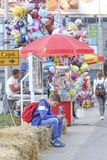 Ereignis des Vinkovci-Herbstes Lizenzfreie Stockfotografie