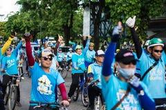 Ereignis-Fahrrad für Mutter lizenzfreies stockfoto