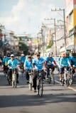 Ereignis-Fahrrad für Mutter stockfotos