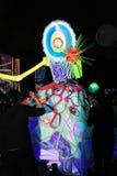 Ereignis von Künsten im Park Mardi Gras in Hong Kong 2014 Lizenzfreie Stockfotografie