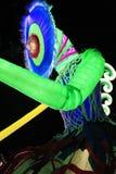 Ereignis von Künsten im Park Mardi Gras in Hong Kong 2014 Lizenzfreies Stockbild