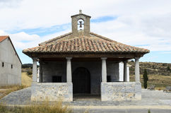 Eremitério de San Roque, EL Toro Foto de Stock Royalty Free