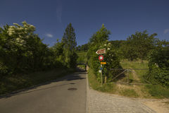 Eremitério em Arlesheim (Basileia) Foto de Stock