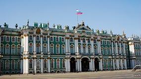 Eremitério (palácio) do inverno, St Petersburg Imagem de Stock