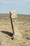 Eremita do túmulo antigo imagem de stock