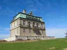 Eremitage城堡 免版税库存照片