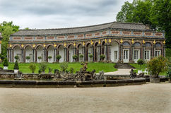 Eremitage in Bayreuth royalty free stock image
