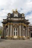 Eremitage, palácio velho em Bayreuth, Alemanha, 2015 imagem de stock