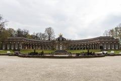 Eremitage, palácio velho em Bayreuth, Alemanha, 2015 Fotos de Stock Royalty Free