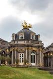 Eremitage, palácio velho em Bayreuth, Alemanha, 2015 fotografia de stock