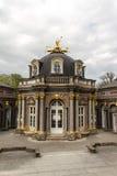 Eremitage, palacio viejo en Bayreuth, Alemania, 2015 Imagenes de archivo