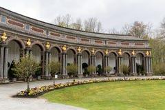 Eremitage, palacio viejo en Bayreuth, Alemania, 2015 Fotos de archivo libres de regalías