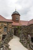 Eremitage, palacio viejo en Bayreuth, Alemania, 2015 Fotografía de archivo