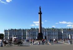 Eremitage  in St. Petersburg Royalty Free Stock Image