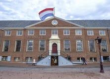Eremitboningmuseum Amsterdam Arkivfoton