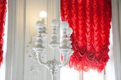 Eremitério do interior do palácio do inverno Fotografia de Stock Royalty Free