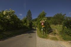 Eremo in Arlesheim (Basilea) Fotografia Stock