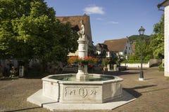 Eremo in Arlesheim (Basilea) Fotografie Stock