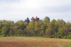 Eremo de Montesiepi, Toscana, Italia Foto de archivo libre de regalías
