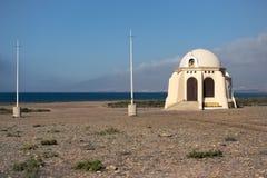 Eremo di Torregarcia, Almeria immagini stock libere da diritti