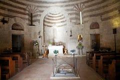 Free Eremo Of Montesiepi, Tuscany, Italy Stock Photography - 76559782