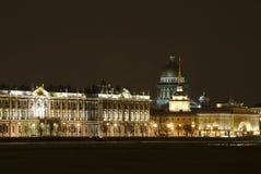 Eremo a St Petersburg Fotografia Stock