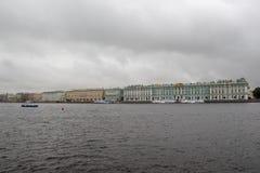 Eremo St Petersburg, Russia fotografia stock