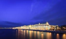 Eremu muzeum, święty Petersburg Rosja fotografia stock