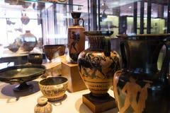 Eretz Israel Museum royaltyfria bilder