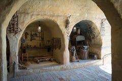 Eretz Israel Museum Arkivbilder