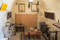 Eretz Israel Museum Arkivfoto