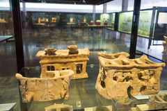Eretz Israel Museum Stock Photo