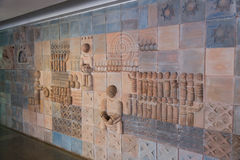 Eretz Israel Museum Stock Images