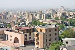 Erevan, Armenia, Wrzesień, 06, 2014, nikt, Erevan miasto Fotografia Stock