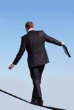Erfahrener Mann Lizenzfreies Stockfoto